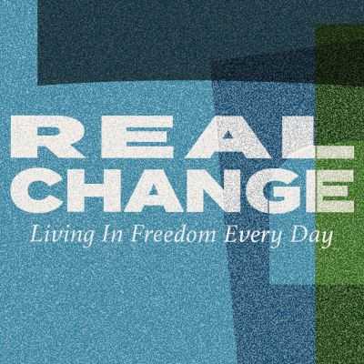 Real Change Happeneing Now Banner